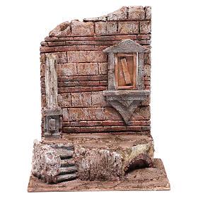 Rovine dell'ingresso del tempio 30x25x20 cm s1