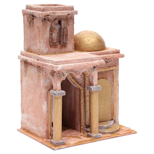 Arabian style temple with room 30x25x20 cm 3