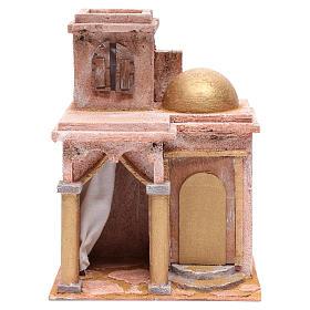 Tempio in stile arabo con stanzetta 30x25x20 cm s1