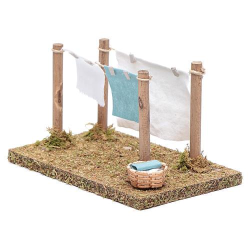 hanging laundry 15x15x15 cm 2