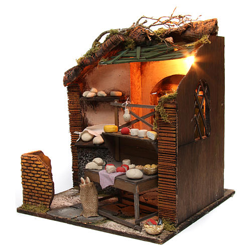 Creamery Shop Neapolitan Nativity 2