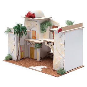 Arabian house 20x35x20 cm suitable for 7 cm statues s2