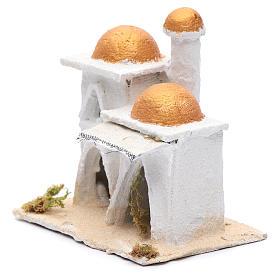 Casa araba bianca 15x15x10 cm s2