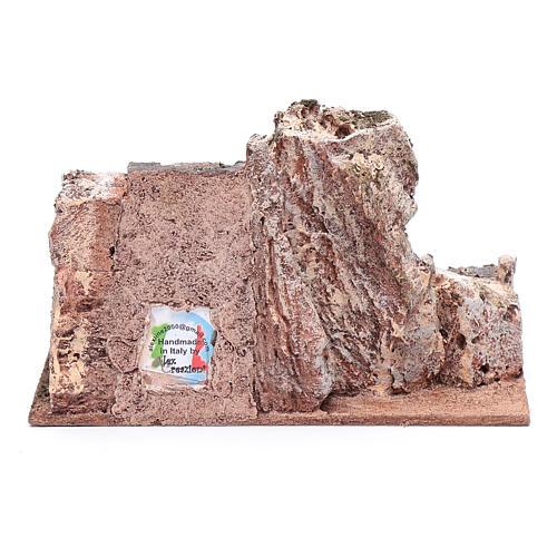 Scalinata presepe 10x20x15 cm 4