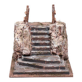 Treppe Für Krippe mit Platz 15x20x25cm s1
