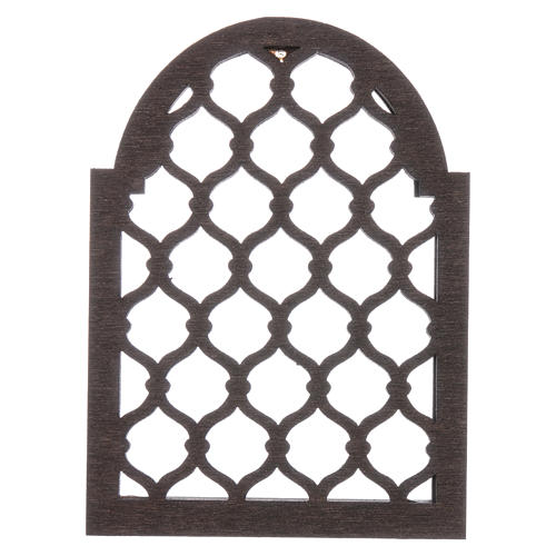 Neapolitan DIY nativity scene accessory Arabian elaborated window 2