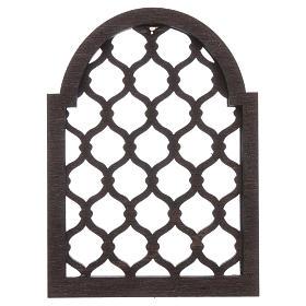 Crèche Napolitaine: Accessoire crèche napolitaine bricolage fenêtre arabe