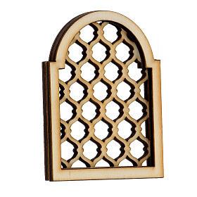 Accessorio presepe napoletano fai da te finestra araba s2
