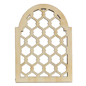 Accessorio presepe napoletano fai da te finestra araba s4