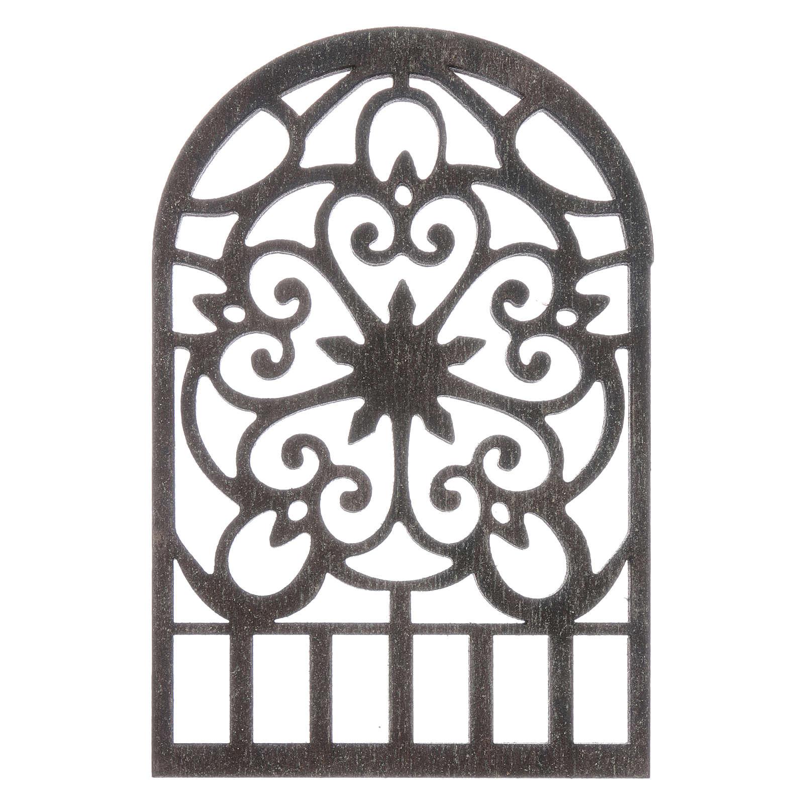 Accesorio belén hecho con bricolaje napolitano marco árabe 4