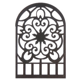 Accesorio belén hecho con bricolaje napolitano marco árabe s2