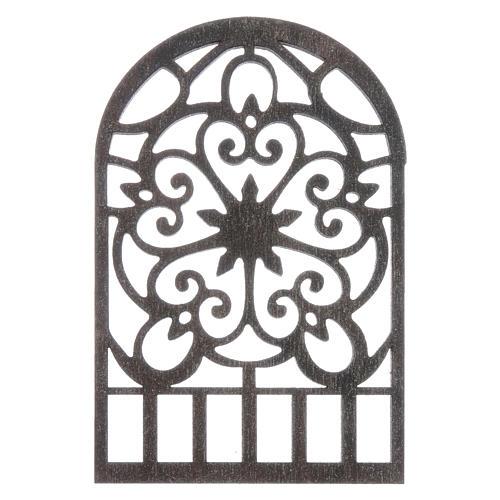 Accesorio belén hecho con bricolaje napolitano marco árabe 1