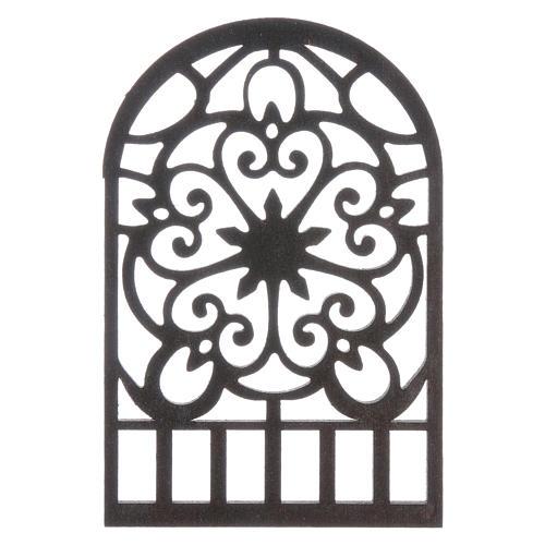 Accesorio belén hecho con bricolaje napolitano marco árabe 2