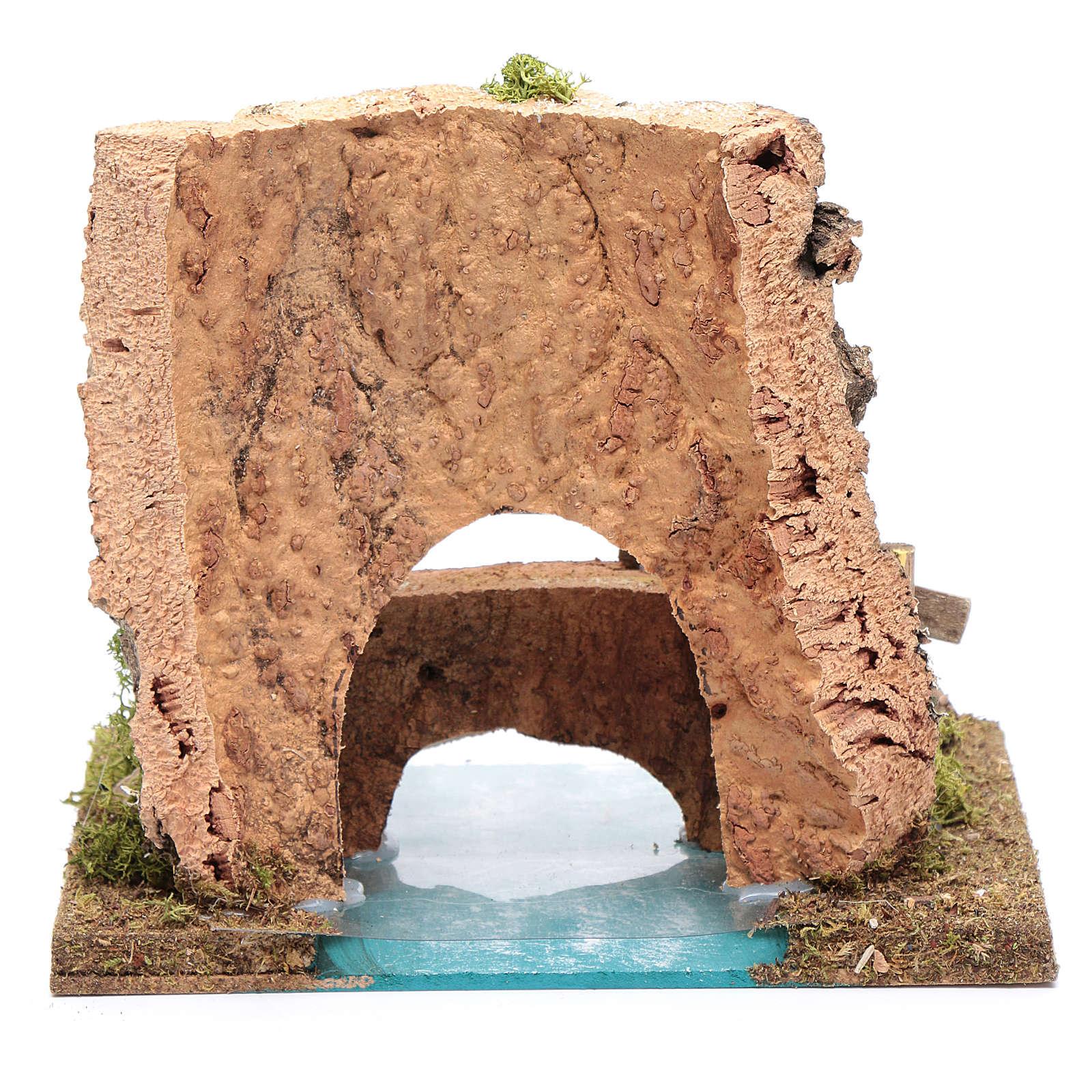 combinable river: bridge 15x20x15 cm 4