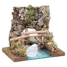 combinable river: bridge 15x20x15 cm s3