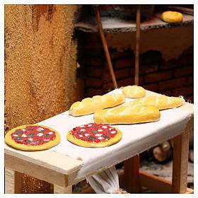 Ambientación panadería belén napolitano 24 cm s6