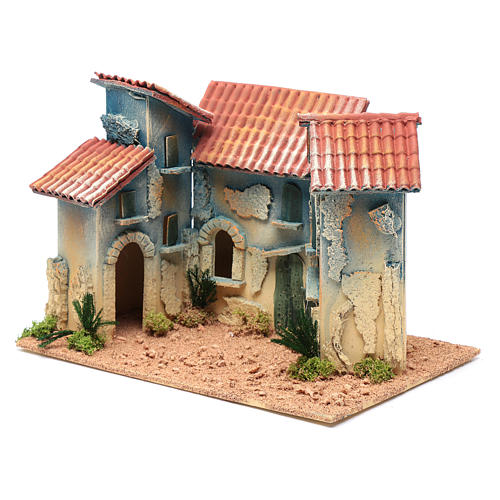 Borgo case e capannina 20x30x20 cm 2