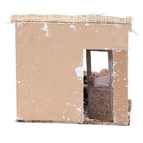 Atelier four 17,5x20x13 cm pour crèche s4