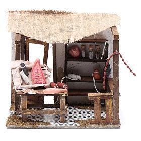 Atelier boucher 17,5x20x13 cm pour crèche s1