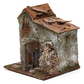 Casa porta 10x10x10 cm s2