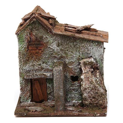 Casa porta 10x10x10 cm 1