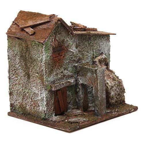 Casa porta 10x10x10 cm 3