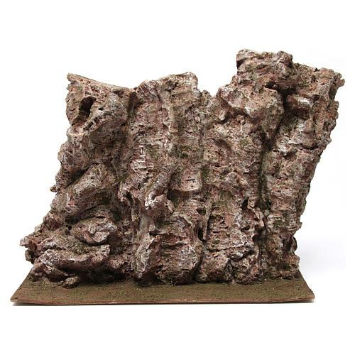 Montagna per presepe 40x15x25 cm 1