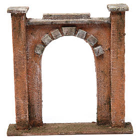 Arch for 12 cm nativity scene s1