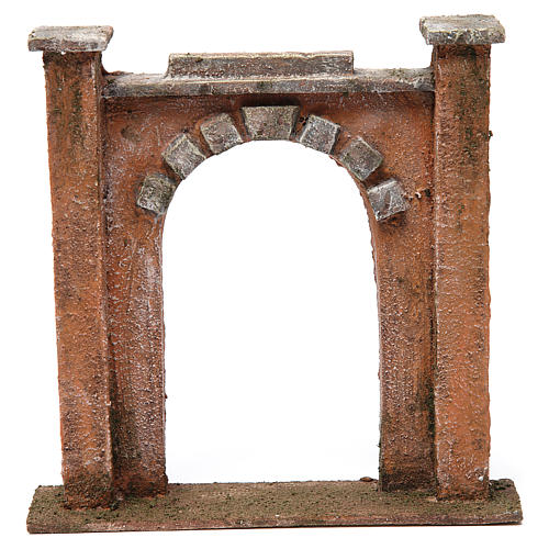 Arch for 12 cm nativity scene 1