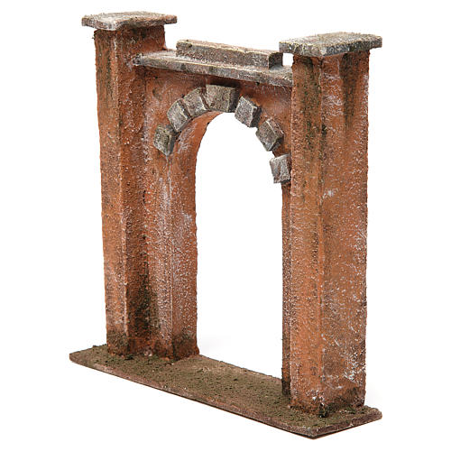 Arch for 12 cm nativity scene 2