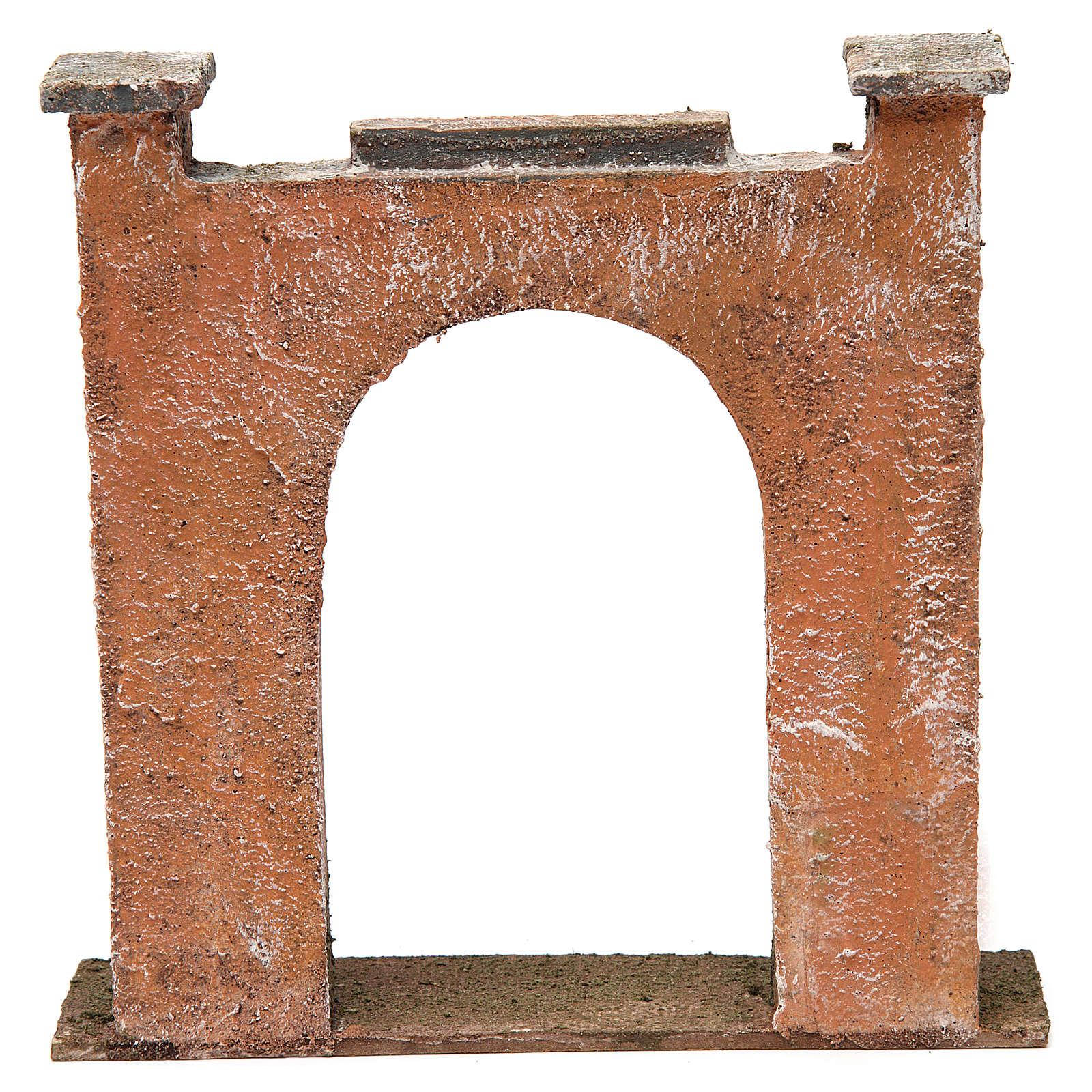 Arc pour crèche 12 cm 20x5x20 cm 4