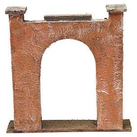Arco per presepe 12 cm 20x5x20 cm s4