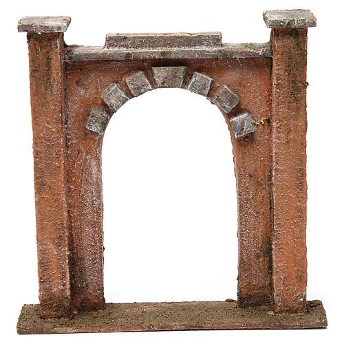 Arco per presepe 12 cm 20x5x20 cm 1
