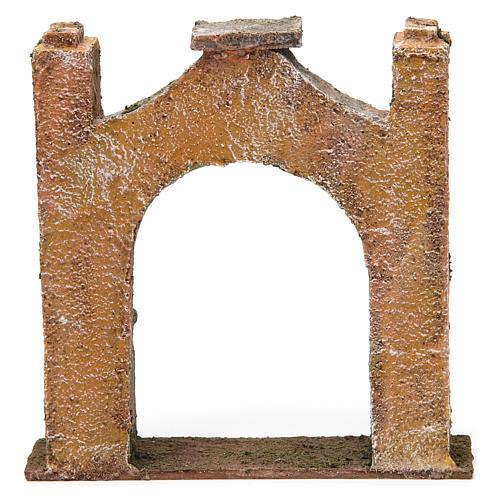 Arco inflesso per presepe 10 cm 15x5x15 cm 4