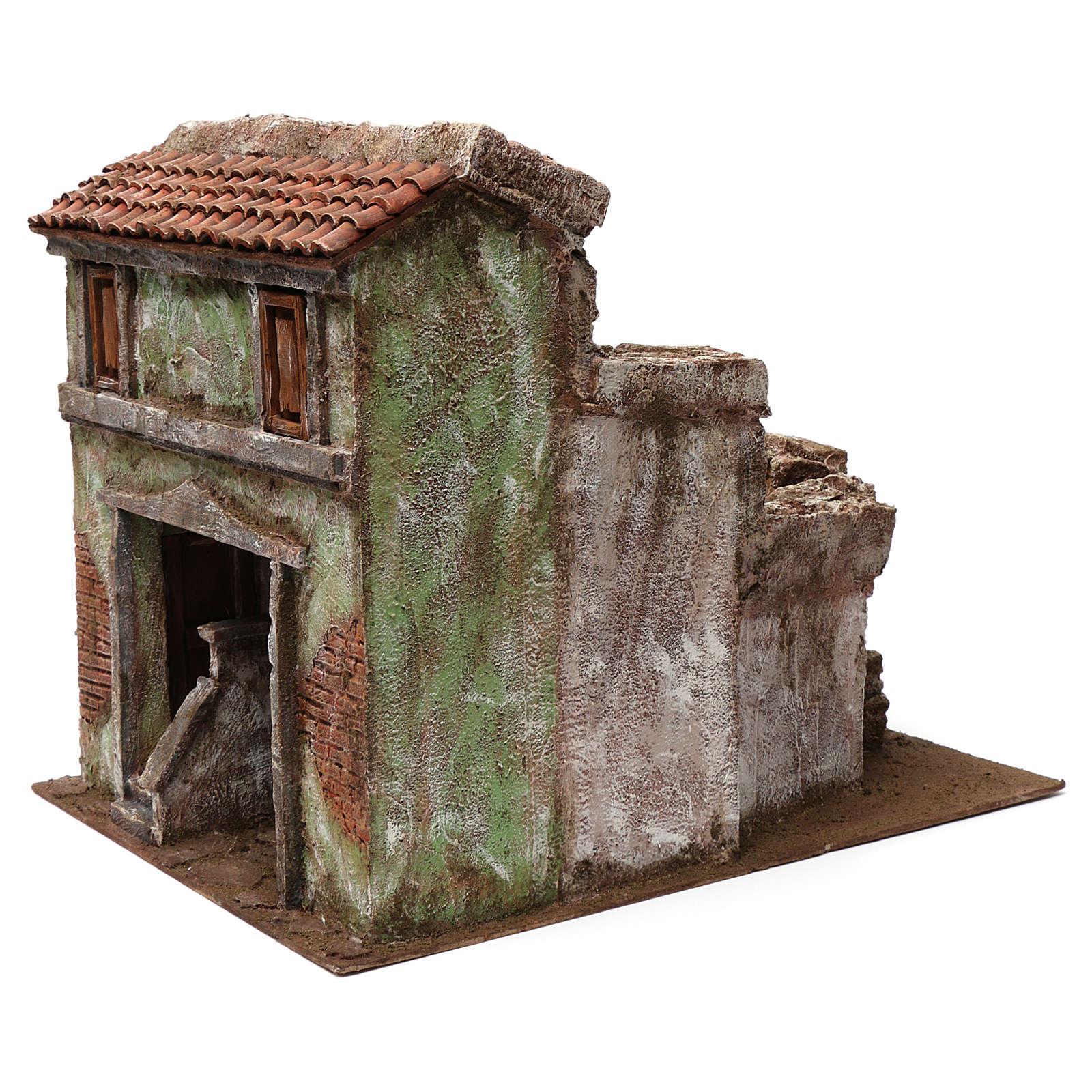 Borgo vicolo quarto 12 cm 30X35X45 cm 4