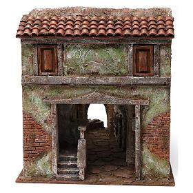 Borgo vicolo quarto 12 cm 30X35X45 cm s1