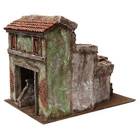 Borgo vicolo quarto 12 cm 30X35X45 cm s2