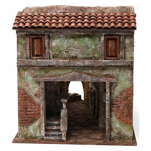 Borgo vicolo quarto 12 cm 30X35X45 cm 1