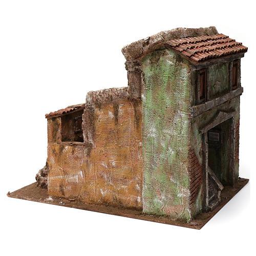 Borgo vicolo quarto 12 cm 30X35X45 cm 3