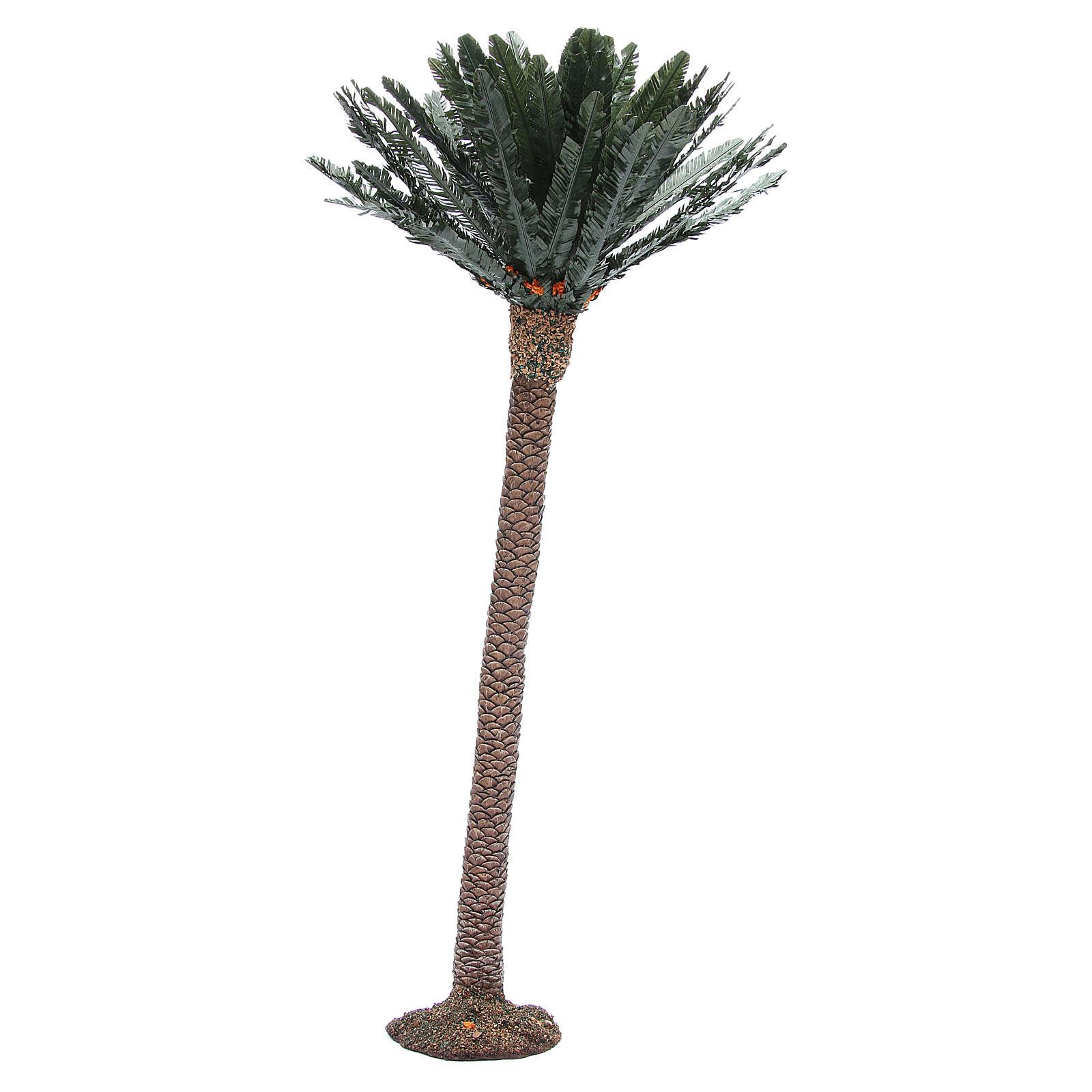 Single palm for nativity scene in resin measuring 65cm 4