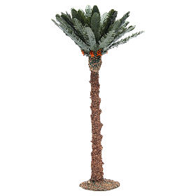 Palm tree for nativity scene in resin measuring 40cm s1