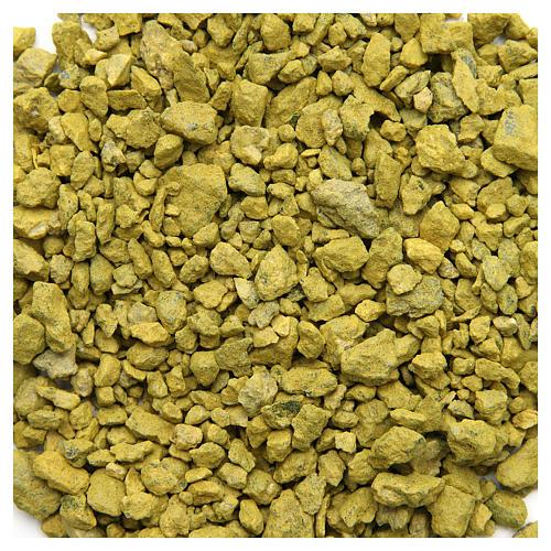 Ghiaia gialla 500 gr presepe 1