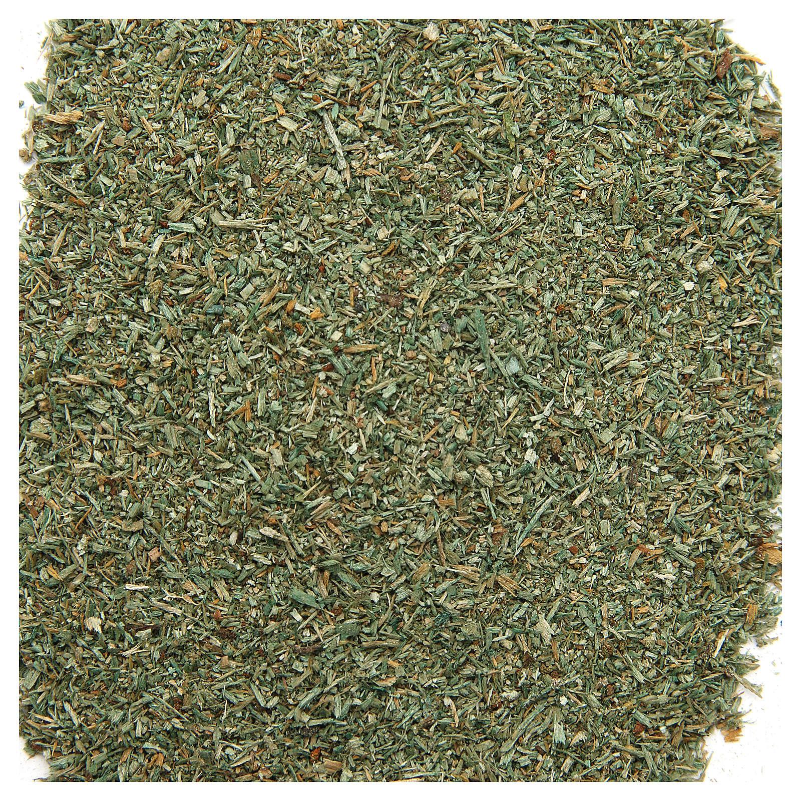 Green powder for DIY nativities, 80 gr 4