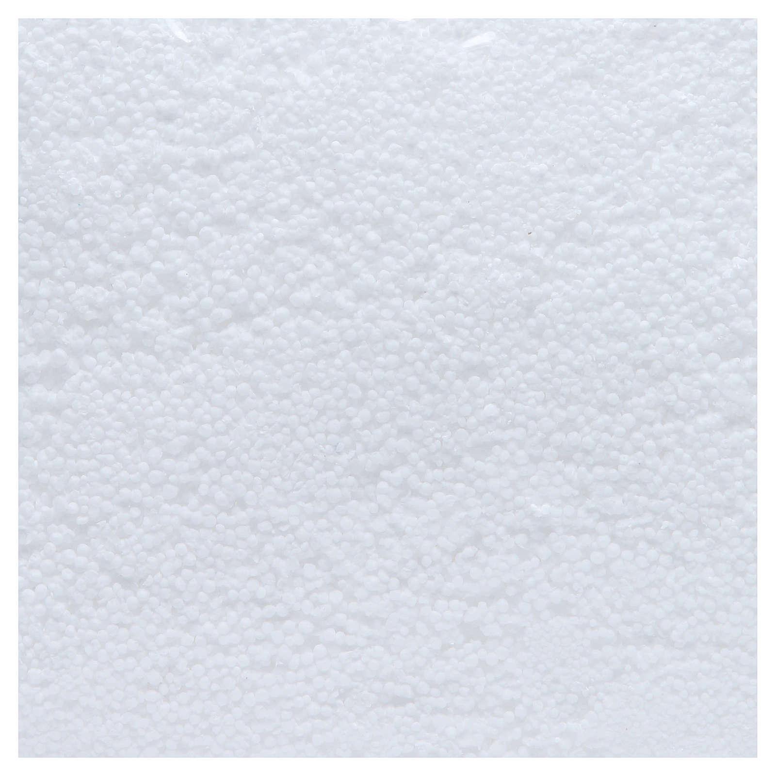 Artificial snow for DIY nativities, 100gr 4
