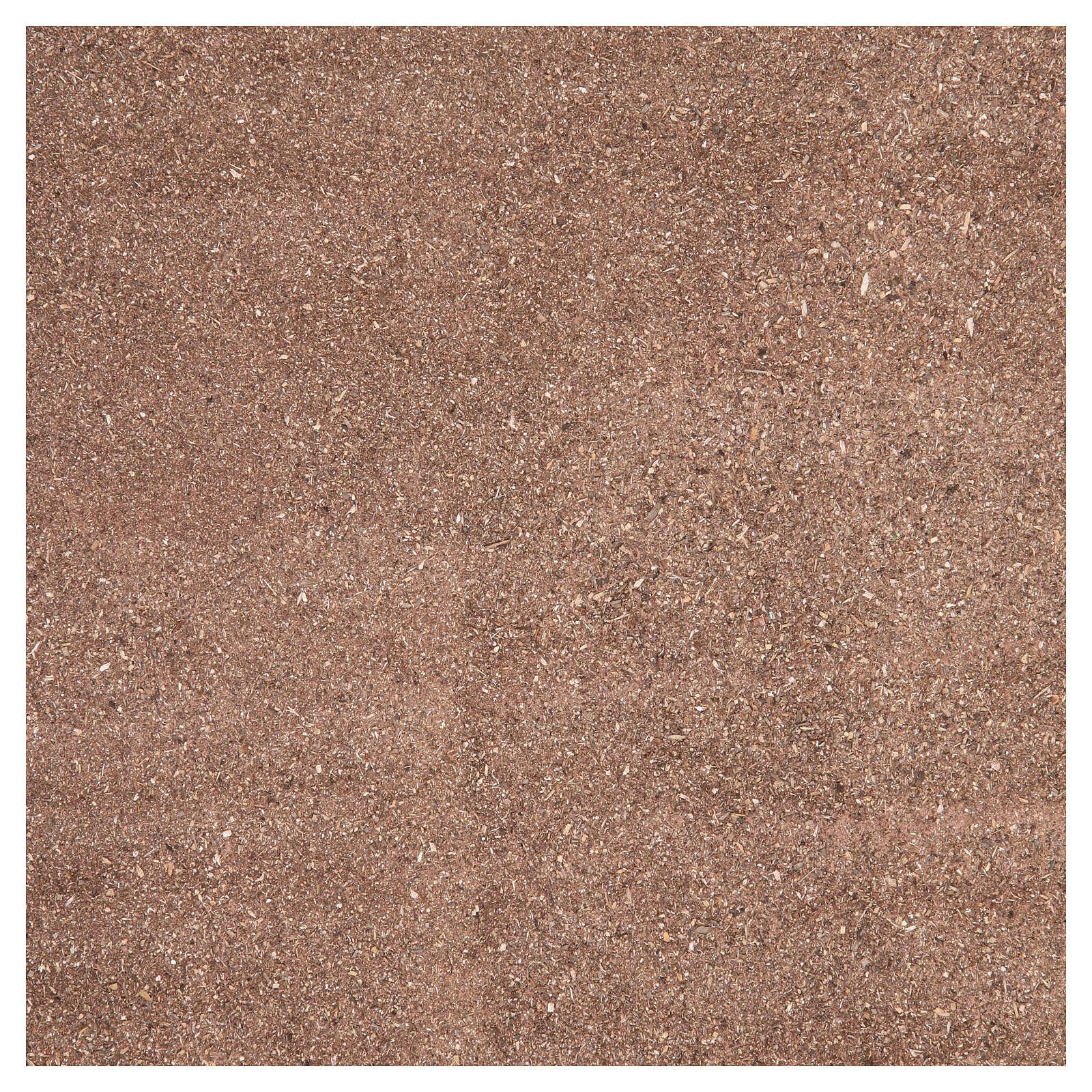 Rouleau de papier marron 50x70 cm pour crèche 4