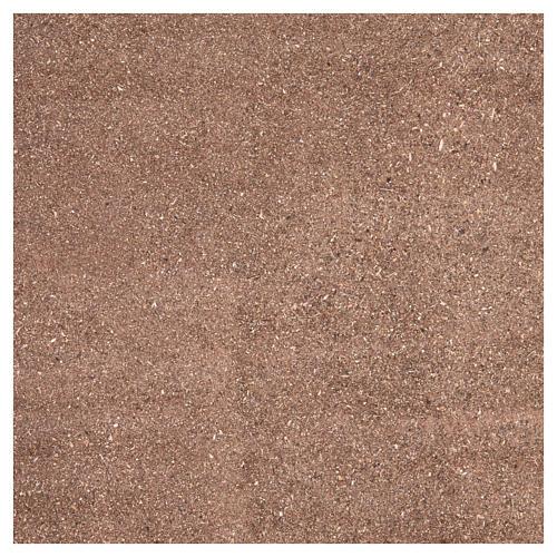 Rouleau de papier marron 50x70 cm pour crèche 1