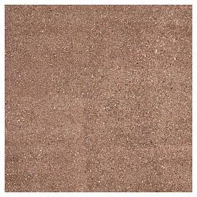 Rotolo di carta marrone 50x70 cm per presepe s1