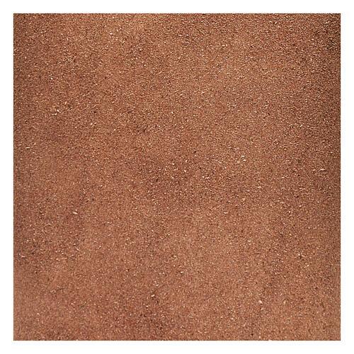 Rotolo di carta marrone 50x70 cm per presepe 1