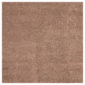 Moss, Trees, Palm trees, Floorings: Roll of brown paper for DIY nativities, 50x70cm