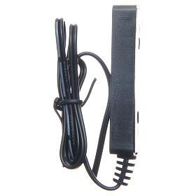 Multiprise 3.5v-4v pour transformateur avec 50 cm de câble bas voltage s2